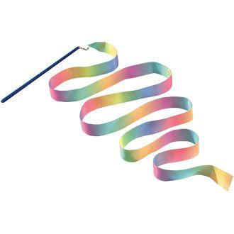 Zirkusspiele: Regenbogen-  Schwungband
