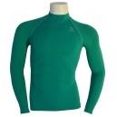 Camiseta Termica Manga Larga Verde Lurbel. Consiguela aqui: http://www.deportesmena.com/camisetas-termicas-lurbel#