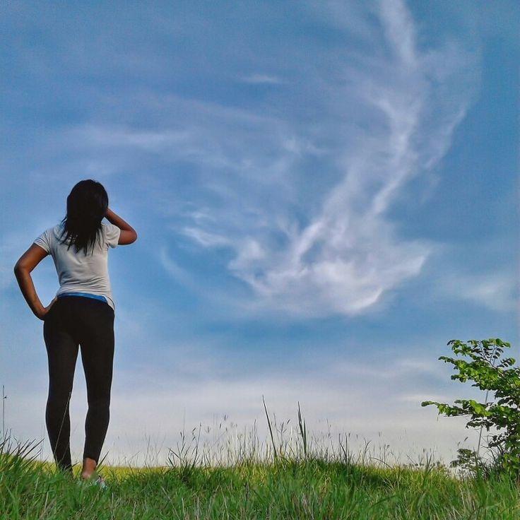 El cielo es un mundo más allá