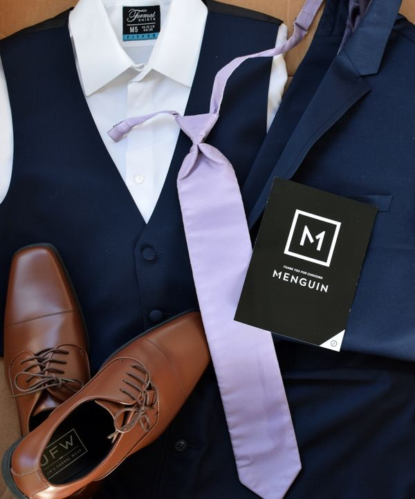 Are you getting married? Check out our post on @menguintux and see how simple and convenient it is to rent your tux online #menguintux #ad