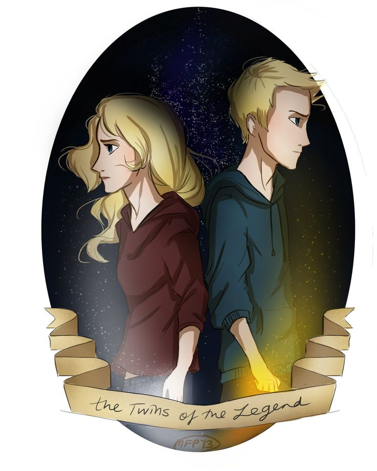 Twins of The Legend by Vanilla-Fireflies.deviantart.com on @deviantART