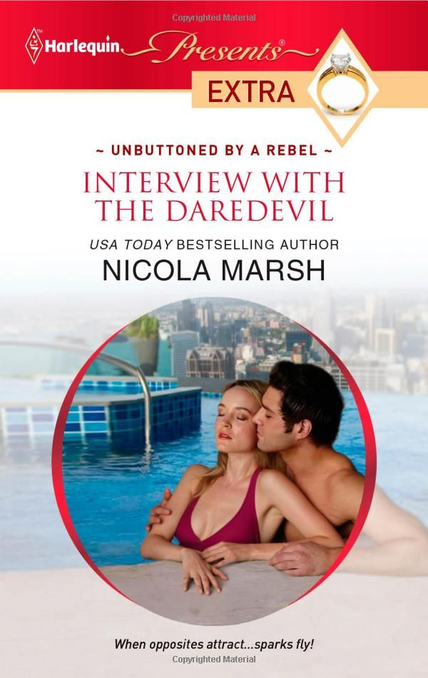 Interview with the Daredevil: Nicola Marsh: 9780373528554: Amazon.com: Books