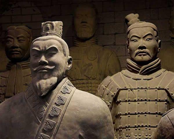 Resultado de imagem para wallpaper Exército do imperador Qin