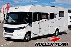 motorhome Roller-Team integraal