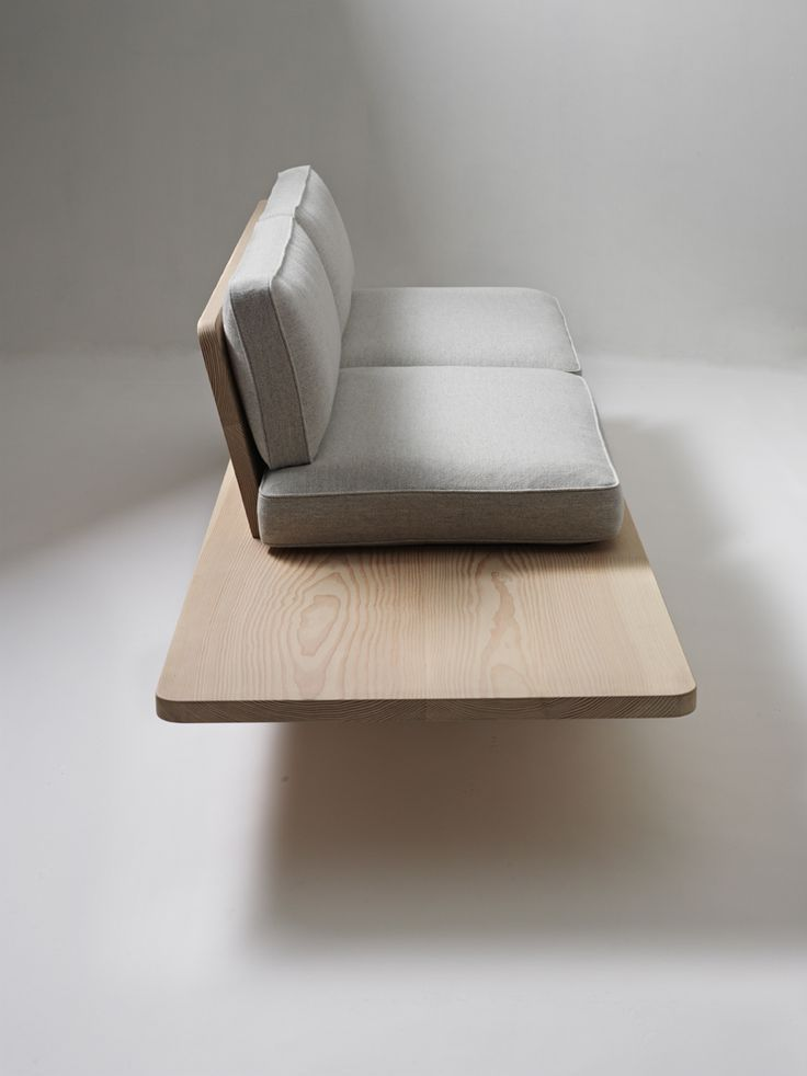 New Plywood Sofa Design : 1000+ images about Furniture on Pinterest  B&b italia, Side tables ...
