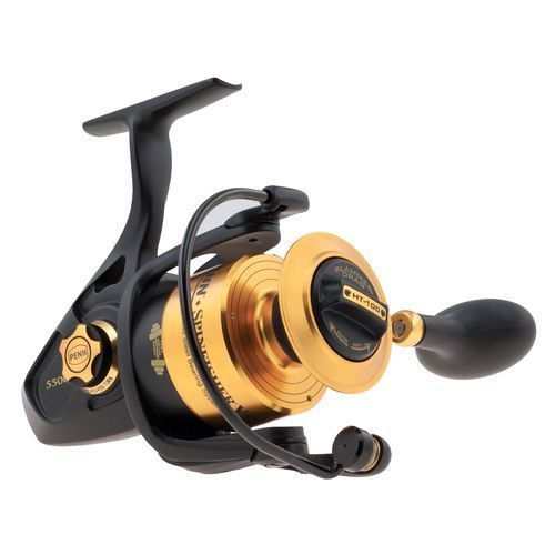 Penn Spinfisher V Spinning Reel Convertible - Fishing Reels, Spinning Ultralight Reels at Academy Sports