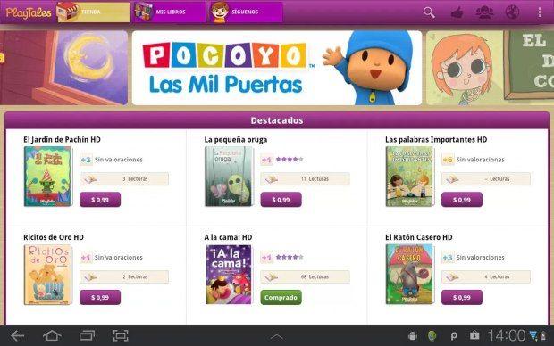 Apps Cuentos para niños - Son los cuentos para niños más famosos