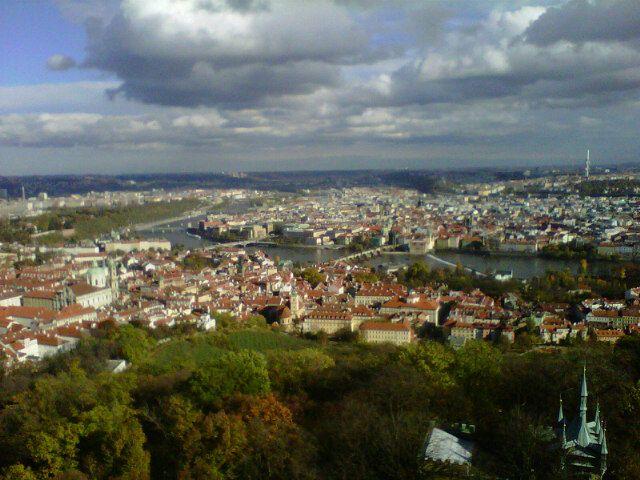 Praha | Prague ve městě Hlavní město Praha