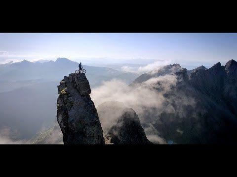 Mind Blowing Mountain Bike Stunt Ride | Swag Viral Video