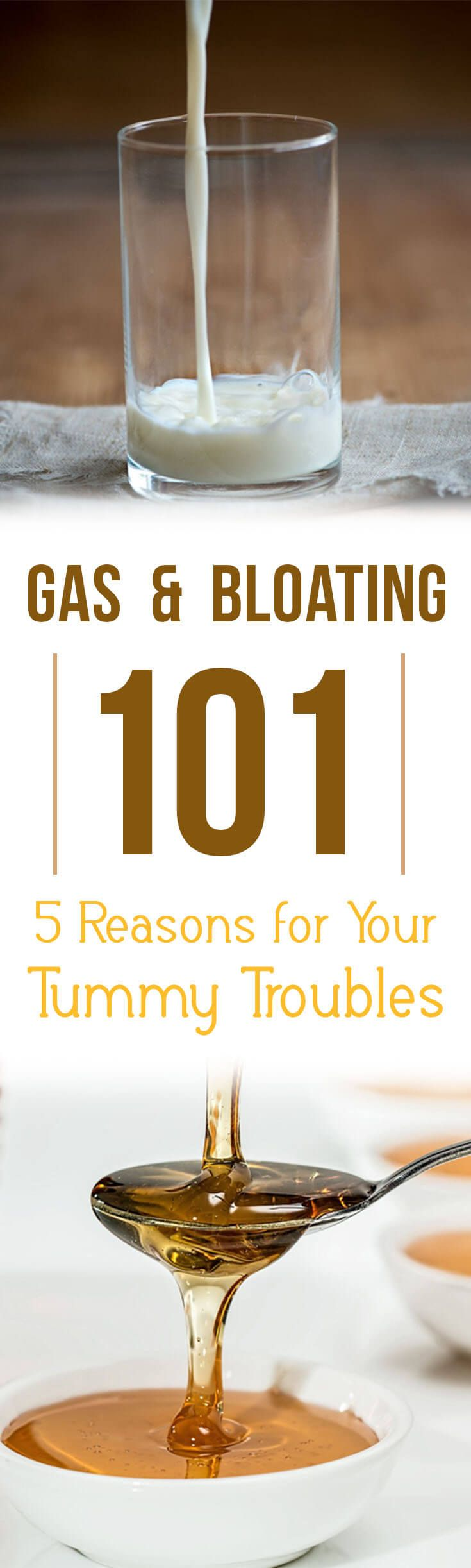 You know I love to talk about gas and bloating, so today we're going through 5 main reasons for your tummy troubles.