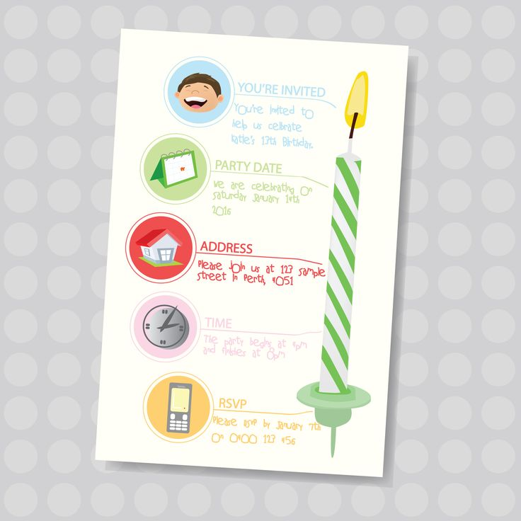 45 best KIDS BIRTHDAY INVITES images on Pinterest | Birthday ...