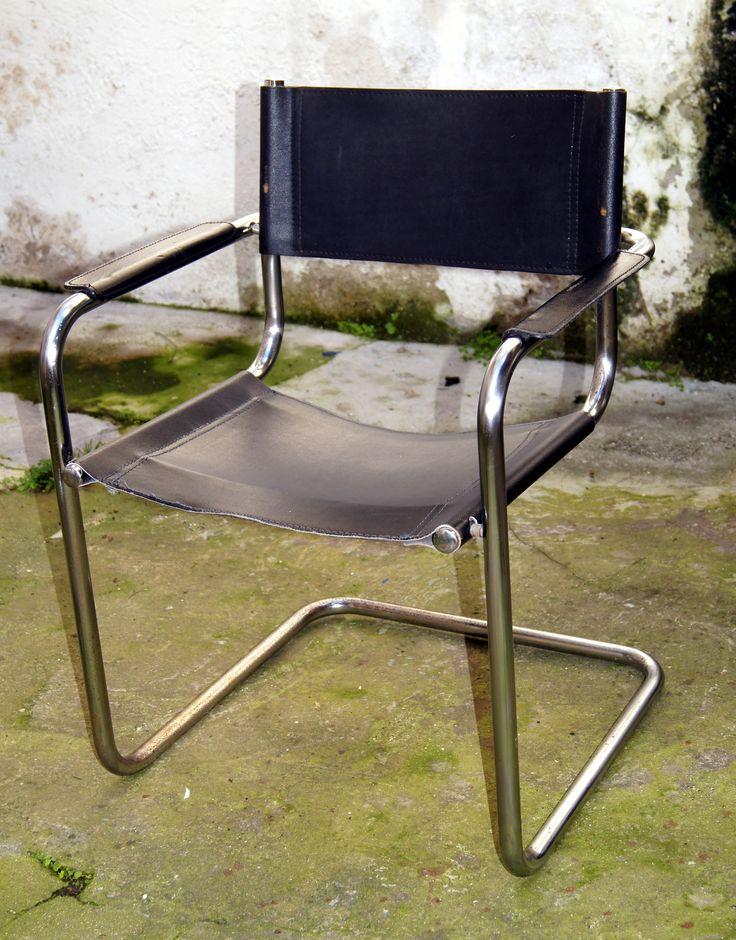 Silla Cantilever de Mart Stam de los años 70