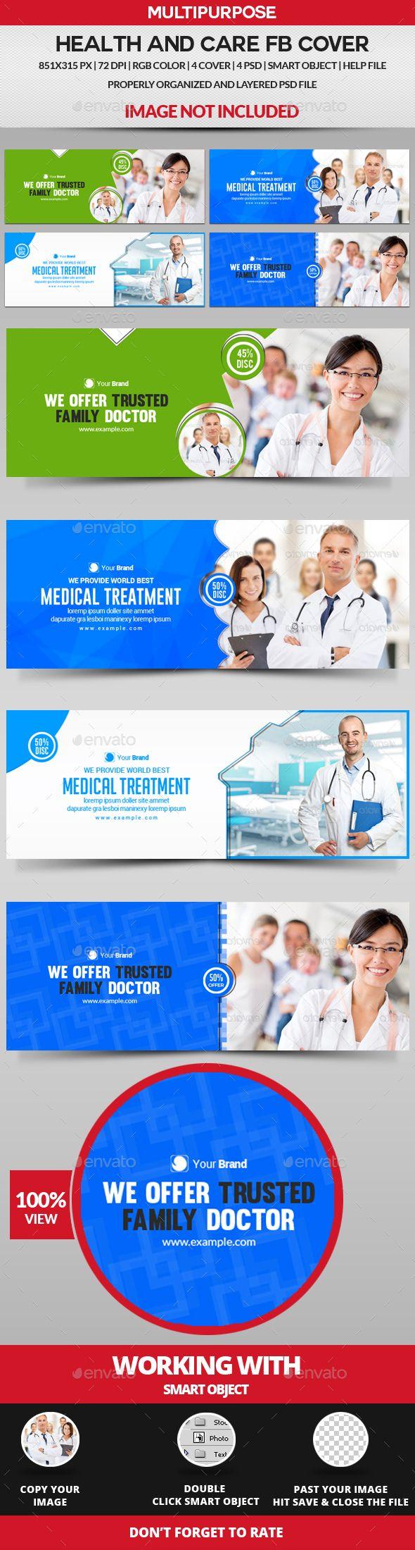 Health Care Facebook Cover - Facebook Timeline Covers Social Media