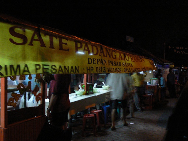 Sate Padang Ajo Ramon, Jakarta by 536
