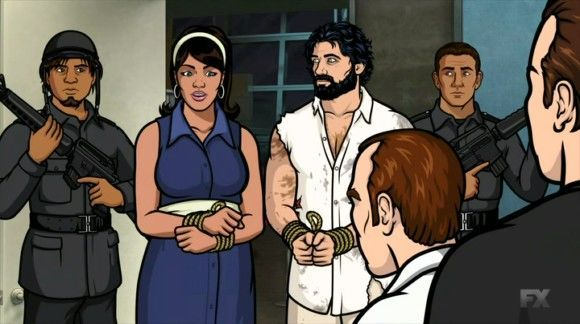 Watch Archer Season 5 Episode 13 Archer Vice: Arrival/Departure Online for Free in High Quality. Streaming Archer Season 5 Episode 13 Archer Vice: Arrival/Departure in HD.