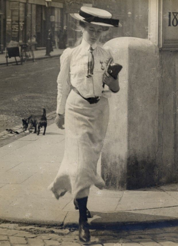 edwardian street photographs [set] - 1905-07