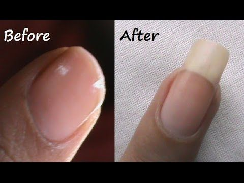 How to Grow Nails Faster Naturally? - SuperWowStyle - YouTube