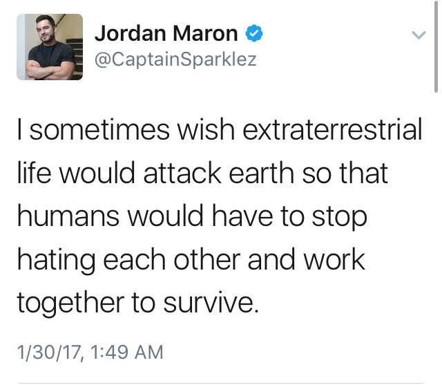 Jordan Maron CaptainSparklez — I agree 100%