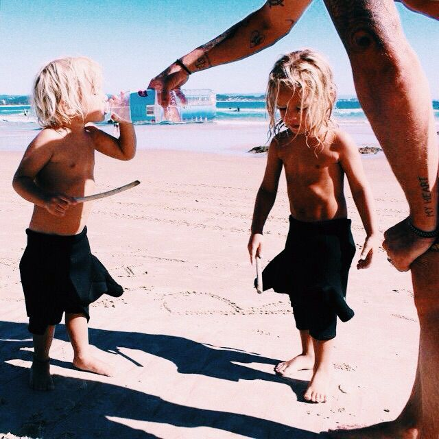 Bandit Kids surf inspo || ride the waves, seek adventure, summer vibes, surfing, surfboards, ocean dreaming, sea, salt and sand || @Bandit Kids #banditkids #surf