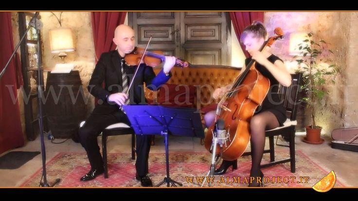 ALMA PROJECT - SC String Duo (Violin & Cello) - Canon In D Major (Johann Pachelbel)