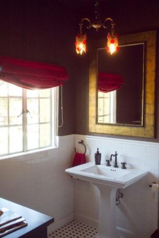 romantic easy great small bathroom via azcentral com