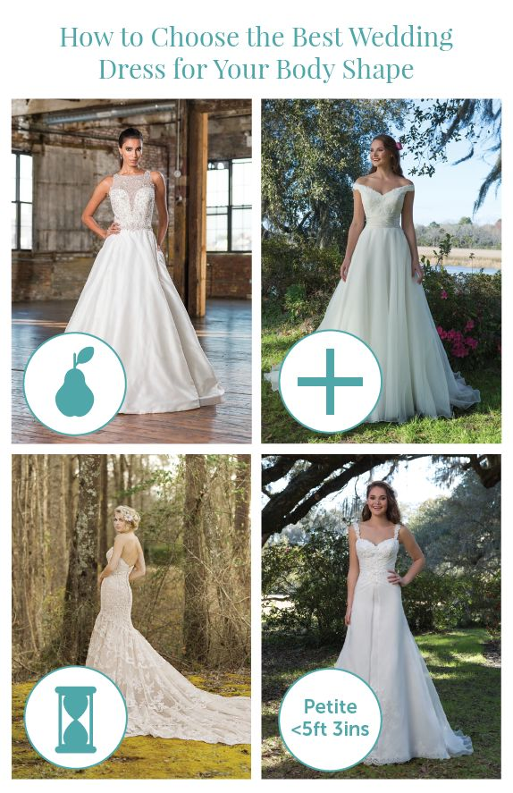 Wedding dresses 10 handpicked ideas to discover in for Best body shaper for wedding dress