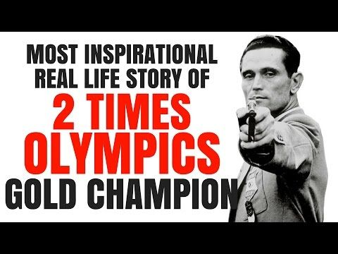 Karoly Takacs - Best real life inspirational story of an Olympic Champion - YouTube