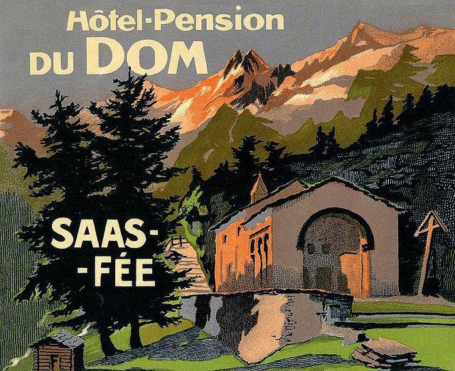 hotel dom saas fee switzerland