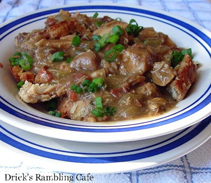 turkey bone gumbo recipe