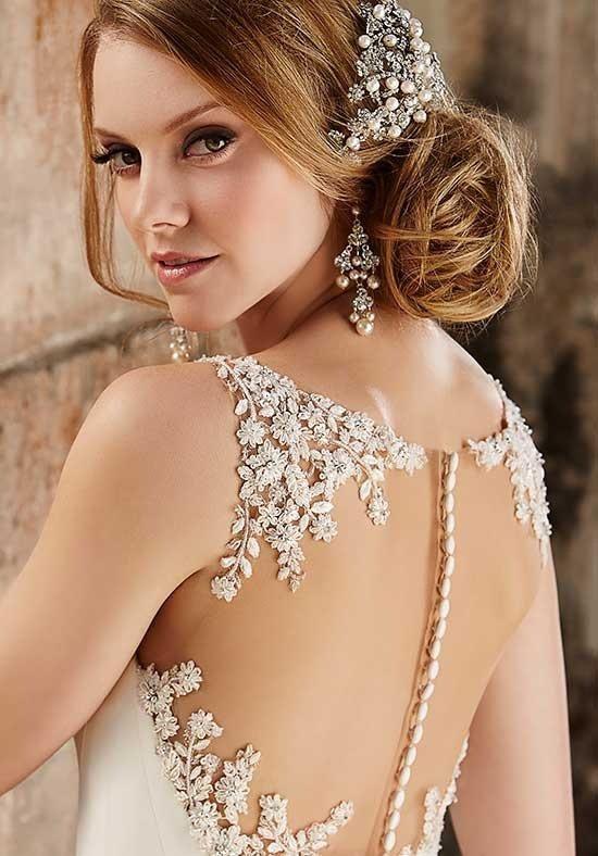 Martina Liana 734 Wedding Dress - The Knot
