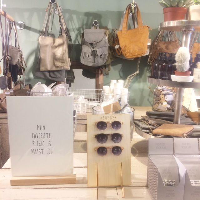 ZUSSS - we hebben de nieuwe collectie van Zusss binnen!! Kom snel een kijkje nemen in onze winkel aan de Anegang!