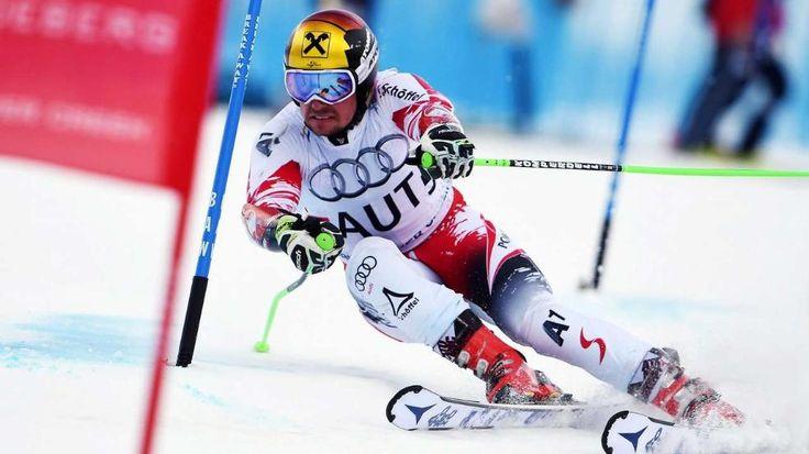 Marcel Hirscher wollte Felix Neureuther heute Gold wegschnappen - aber patzte!   Marcel Hirscher (25) ist Spezialist für Slalom und Riesenslalom, hat bei zwei Weltmeisterschaften schon viermal Gold und zweimal Silber gewonnen http://www.bild.de/sport/wintersport/ski-wm/hier-spricht-neureuther-rivale-marcel-hirscher-39773298.bild.html