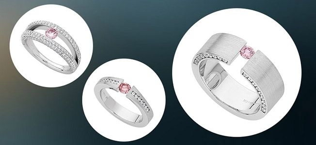 Australian Diamond Jewellery has a vast selection of argyle pink diamonds. We also offers the pink argyle diamond rings and pendants.