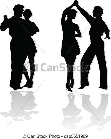 siluetas de parejas bailando - Google zoeken