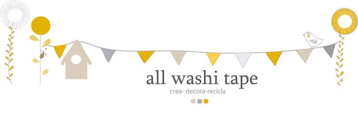 all washi tape