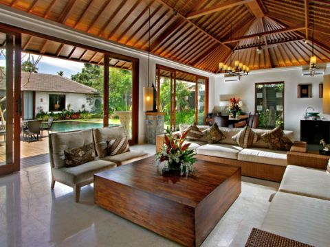 bali villa seminyak baliholidayhouse - Bali Home Designs
