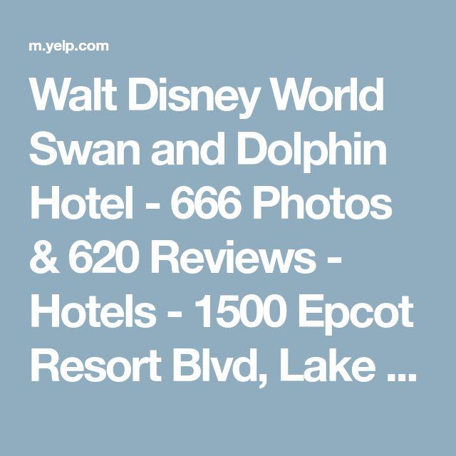 Walt Disney World Swan and Dolphin Hotel - 666 Photos & 620 Reviews - Hotels - 1500 Epcot Resort Blvd, Lake Buena Vista, FL - Phone Number - Yelp