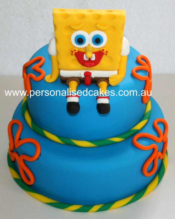 Best Kids Birthday Cakes: 36 Best Kid's Cakes Images On Pinterest