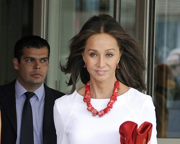 #Outfits: Isabel Preysler, en Madrid