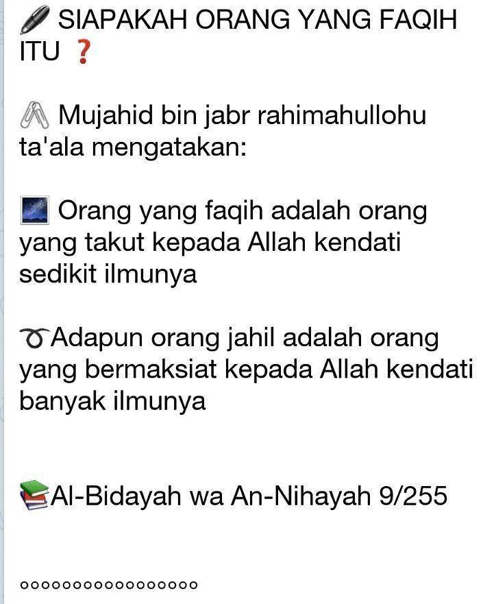 Sumber: Forum Ilmiyah Karanganyar by happyislamcom