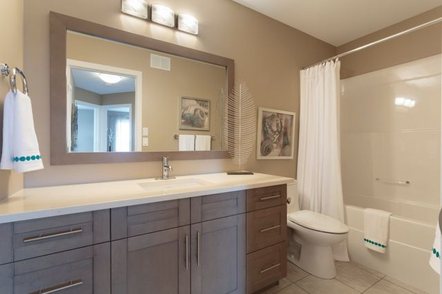 Lovely master bath!