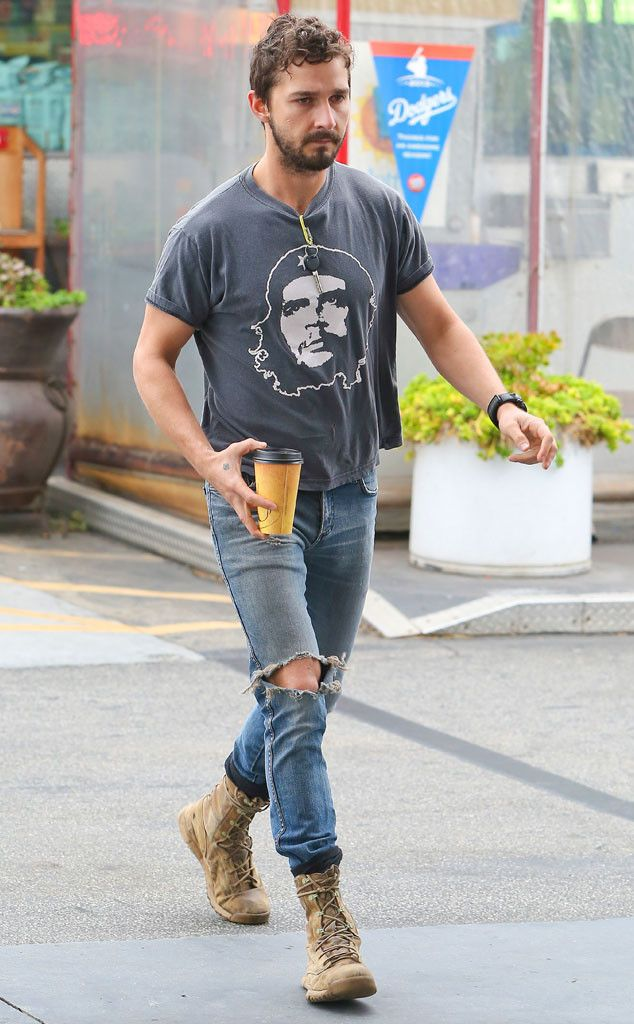 Shia LaBeouf from The Big Picture: Today's Hot Pics | E! Online