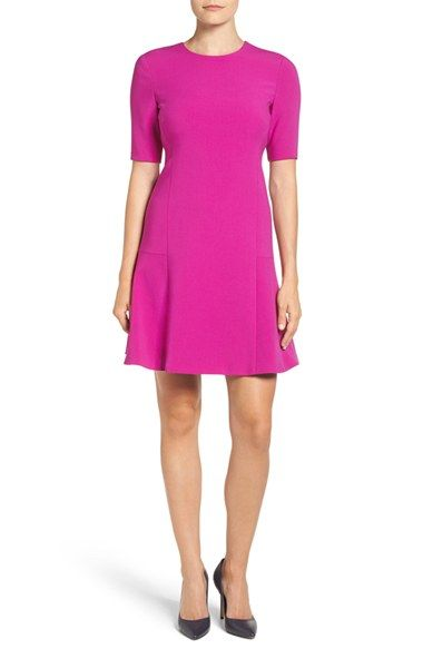 Ellen Tracy Fit & Flare Dress at Nordstrom.com.