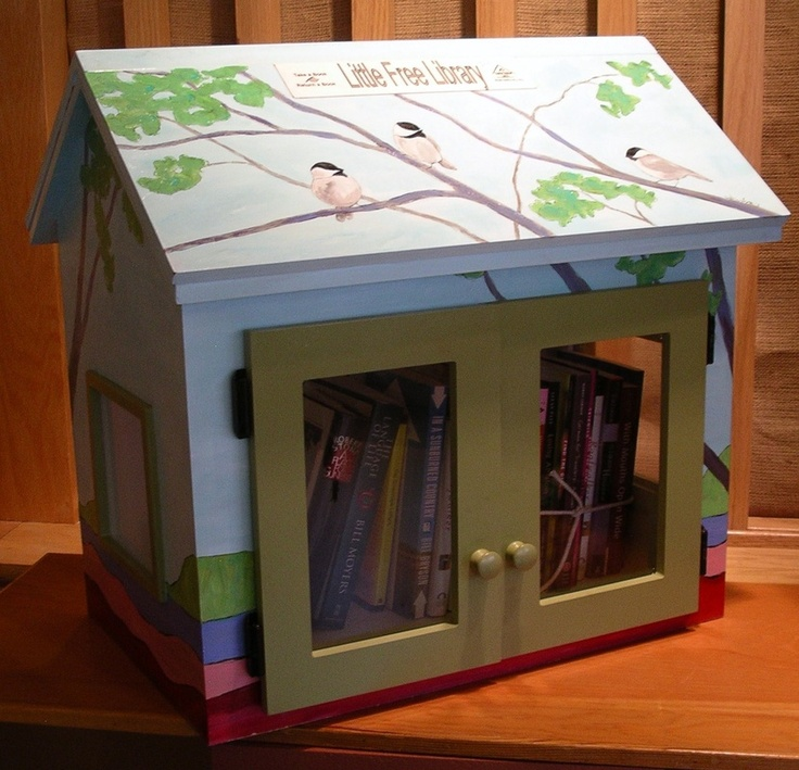 68 best Little Free Library images on Pinterest Little free - free bol