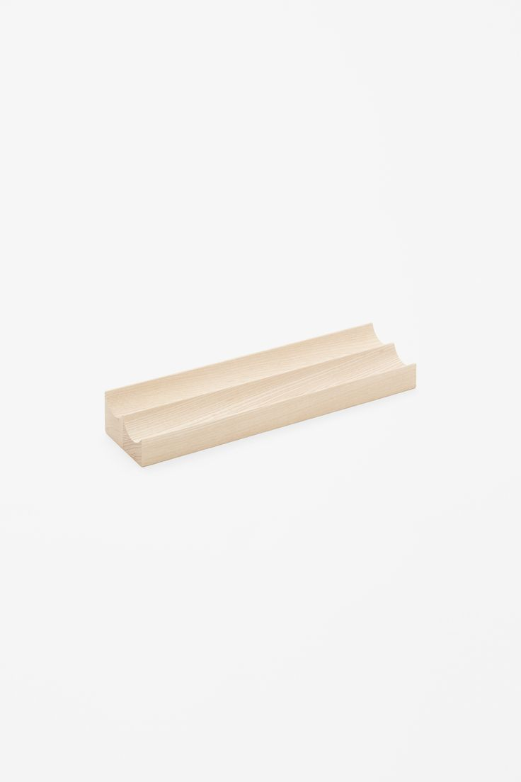 COS × HAY wishlist | Wooden pen holder