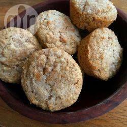 Muffins à la farine d'épeautre @ allrecipes.fr