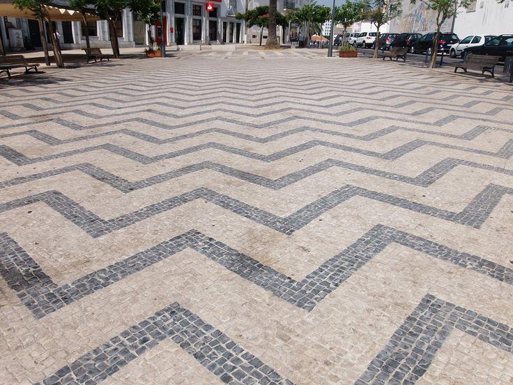 5 de Outubro square,Torres Novas - Portugal