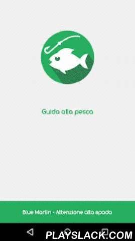 Guida Alla Pesca  Android App - playslack.com ,  Finalmente è arrivato il Fisherman's Log, il diario del pescatore. Con il Fisherman's Log potrai salvare le tue catture più belle, le giornate più divertenti, i luoghi che solitamente frequenti e le montature che più spesso usi! Il sistema di statistiche ti mette a disposizione un set completo di grafici e diagrammi che ti consentiranno di analizzare i tuoi dati in modo da pianificare al meglio le prossime battute di pesca.Guida alla pesca è…