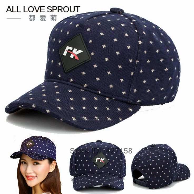 Fashion Caps Brand Korean version of the 2016 wool Women's Baseball Caps  warm winter cap new bone spot factory direct batch Sna