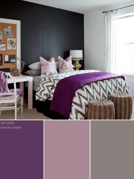 Amethyst Color Palette